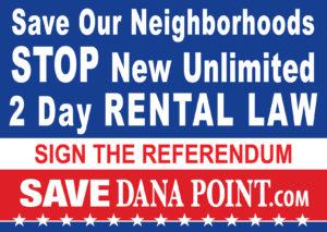 Dana Point Short Term Rentals
