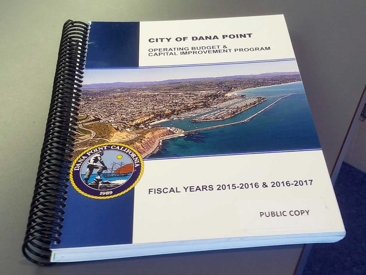 Dana Point Finance Review Committee